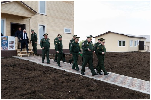 Novocherkassk house inspection generals