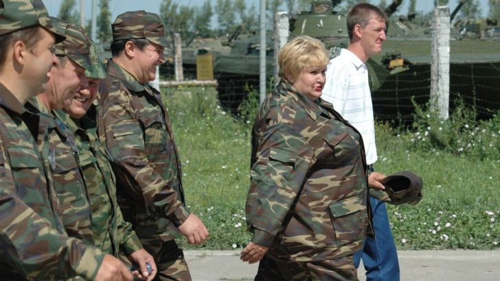 Age of reservists in the Russian army. What is the age of reservists in Russia