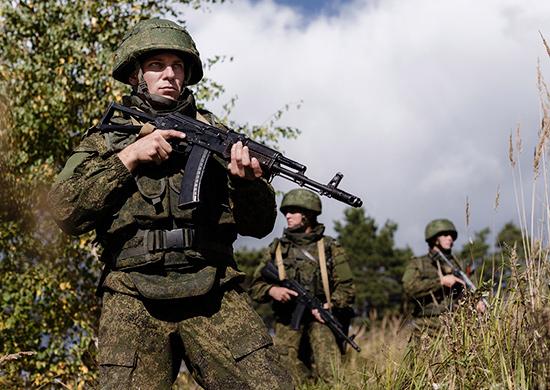 Far East MD troops
