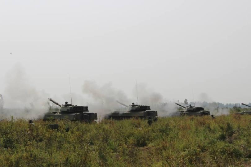 Gvozdika firing line.jpg