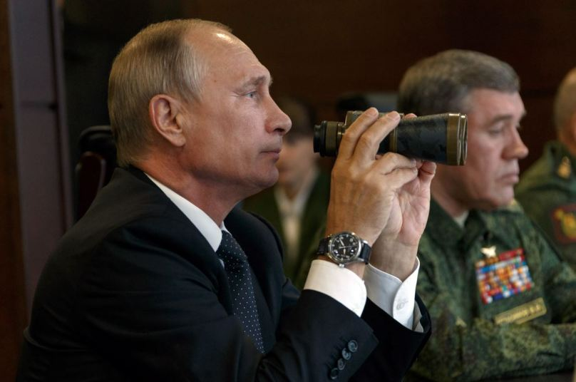 Putin and Gerasimov.JPG