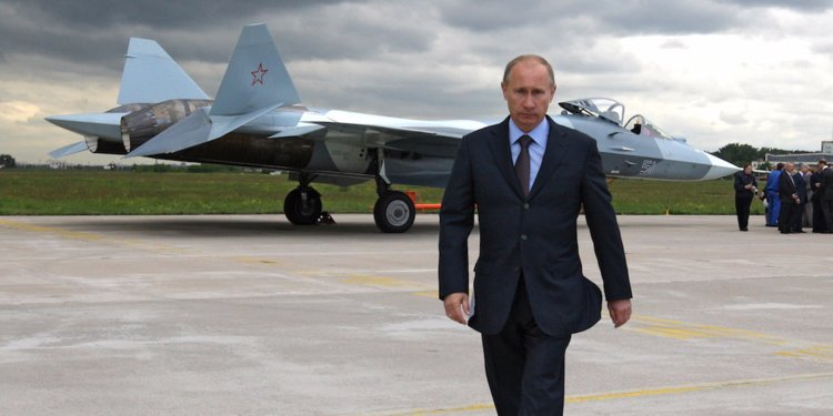 Putin walking away as Su-57 surprisingly does not explode.jpg