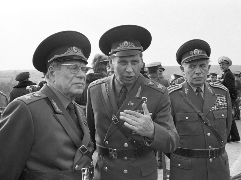 55c11971b0f170 The Ogarkov Reforms: The Soviet Inheritance Behind Russia's Military  Transformation