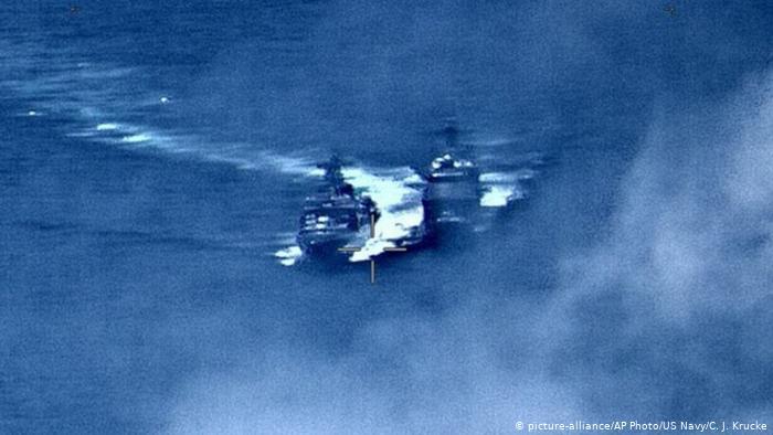 Admiral Vinogradov in operation yolo