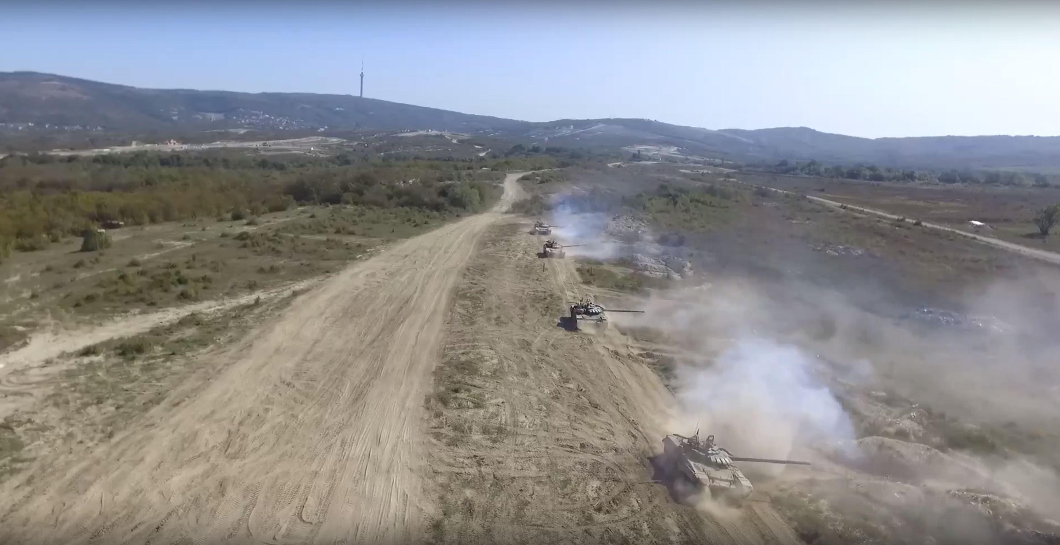 171st tank bttn defending