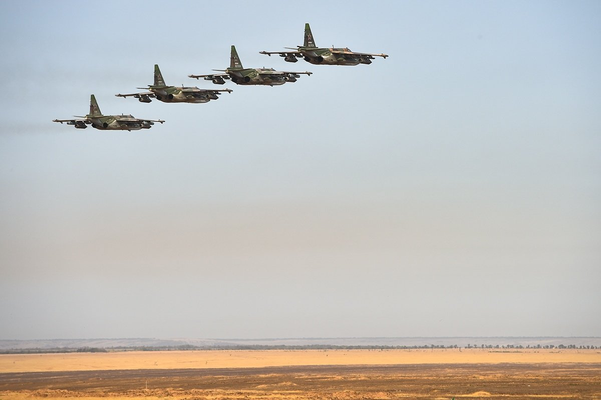 Su-25s 2