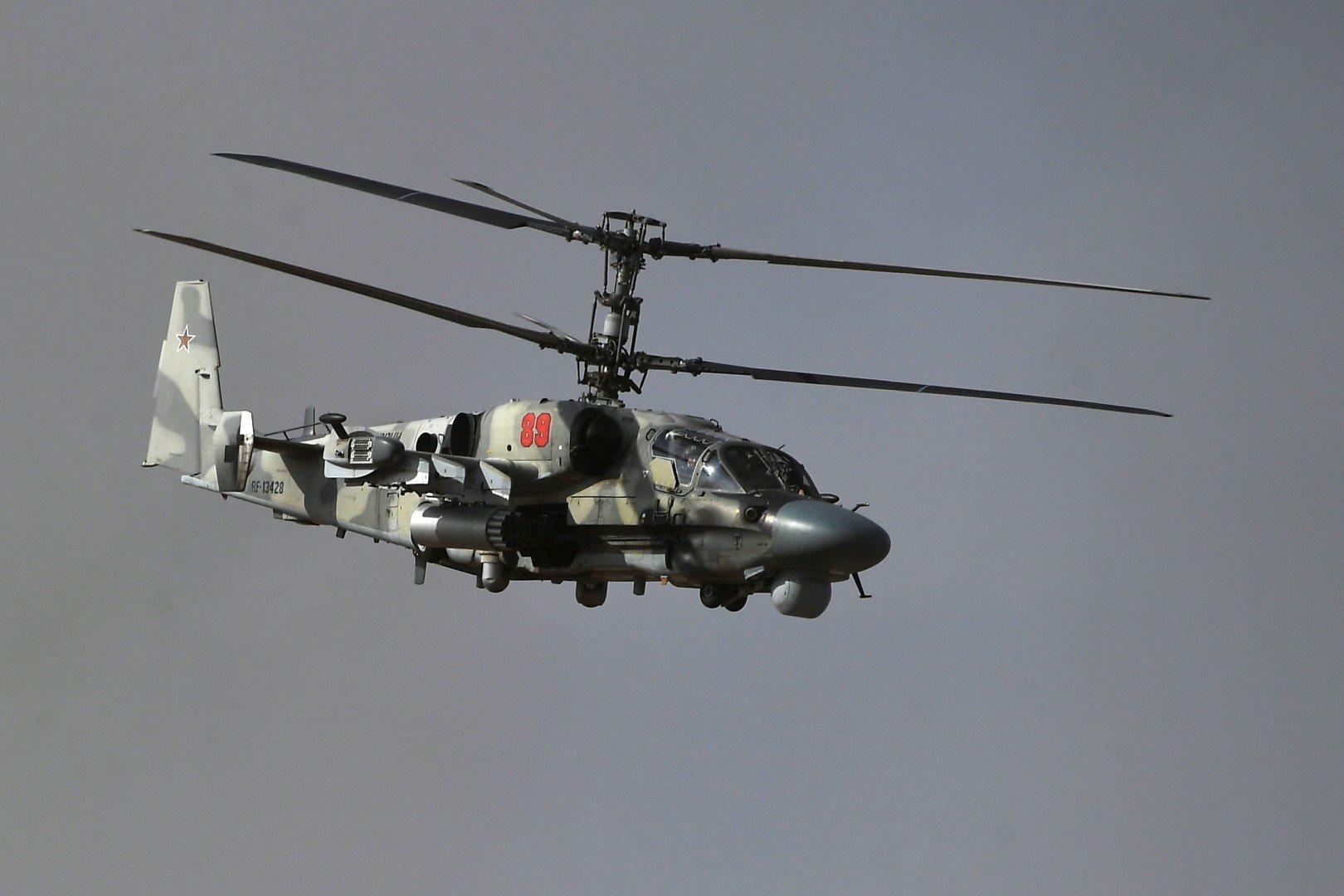 Ka-52s